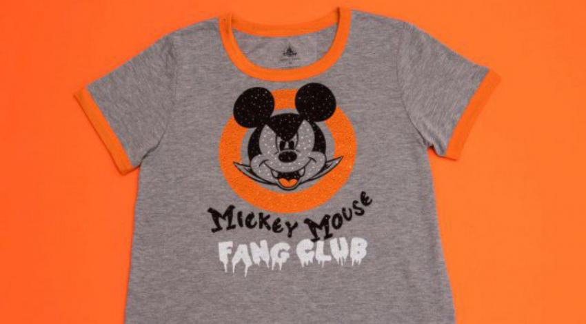 Mickey fang club t-shirt